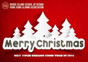 Christmas Greeting To RISD HK